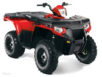 2011 Polaris Sportsman® 500 H.O. in Berlin, New Hampshire