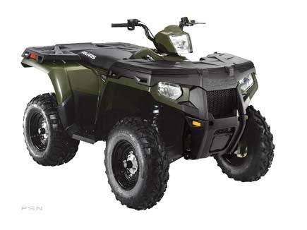 2011 Polaris Sportsman® 500 H.O. in Amarillo, Texas