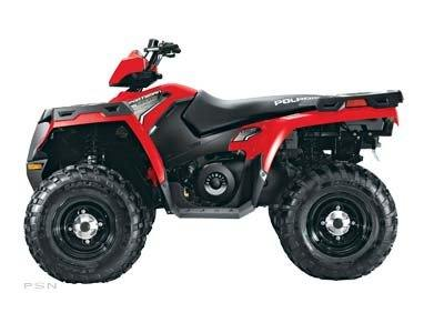 2011 Sportsman 800 EFI
