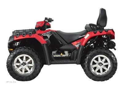 2011 Polaris Sportsman® Touring 550 EPS in Mechanicsburg, Pennsylvania - Photo 14