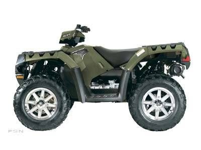 2011 Polaris Sportsman XP 850 EPS for sale 589