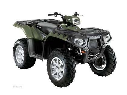 2011 Polaris Sportsman XP® 850 EPS in Ebensburg, Pennsylvania