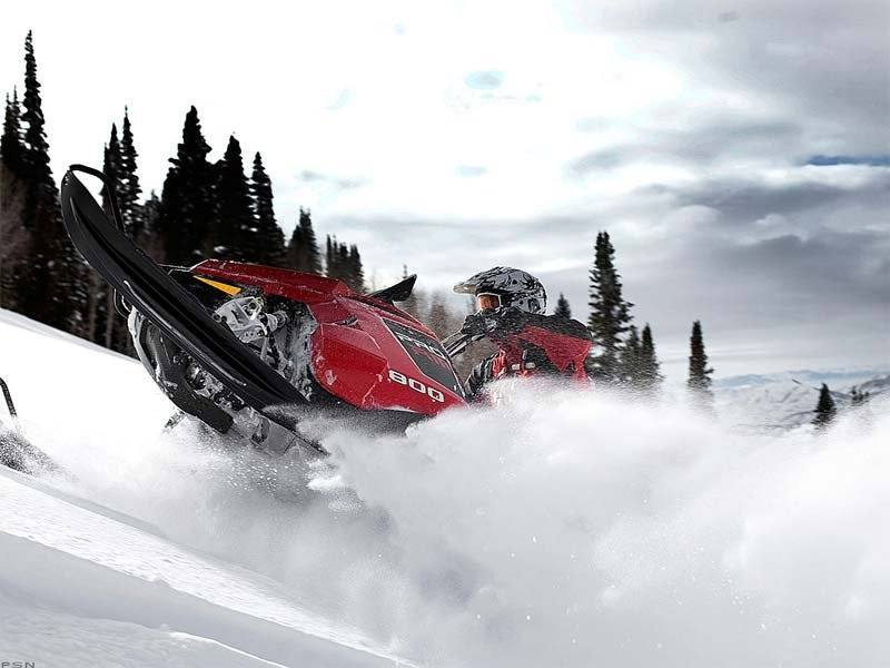 2011 Polaris 800 PRO-RMK® 155 in Hailey, Idaho - Photo 10