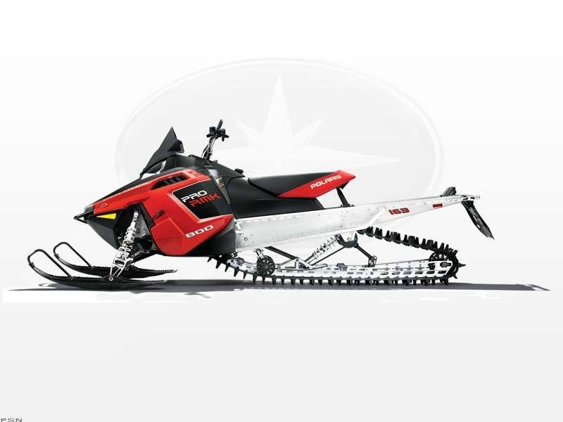 2011 Polaris 800 PRO-RMK® 163 in Rexburg, Idaho - Photo 4