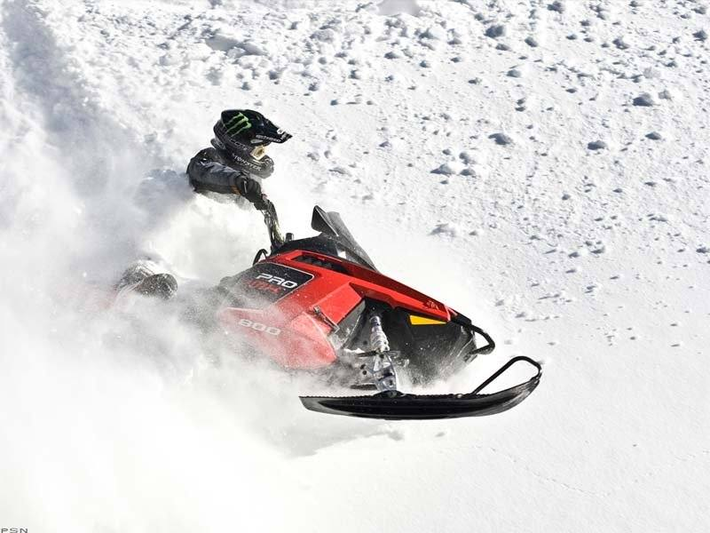 2011 Polaris 800 PRO-RMK® 163 in Rexburg, Idaho - Photo 5