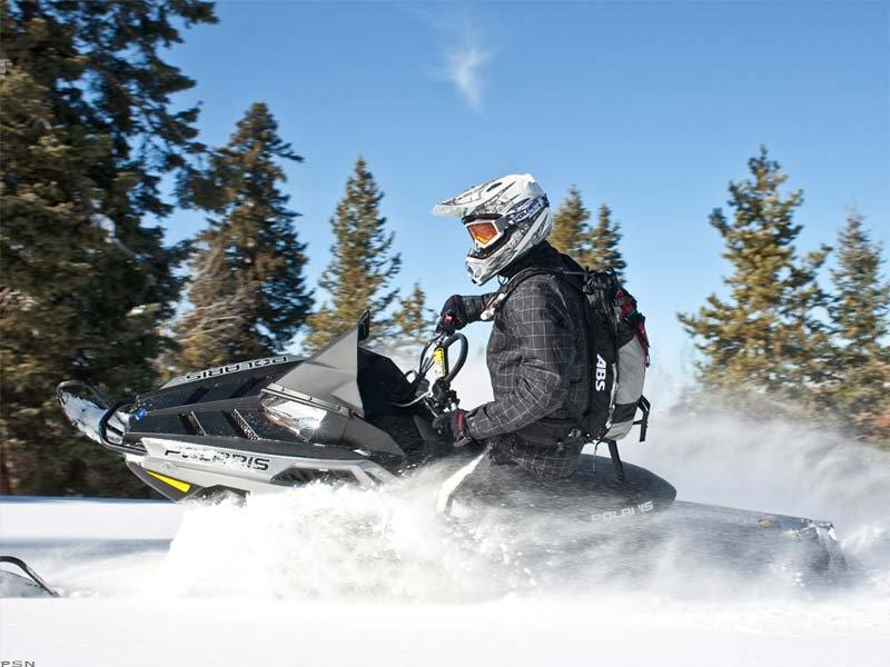 2011 Polaris 800 PRO-RMK® 163 in Rexburg, Idaho - Photo 8