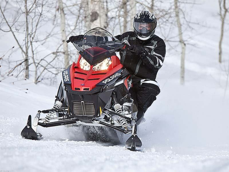 2011 Polaris 800 Rush in Hancock, Wisconsin - Photo 3