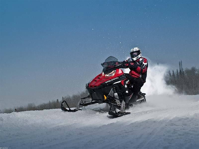 2011 Polaris 800 Rush in Hancock, Wisconsin - Photo 4
