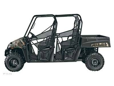 2011 Polaris Ranger® Crew® 500 in Gunnison, Colorado