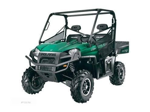 2011 Polaris Ranger XP® 800 in Springfield, Missouri