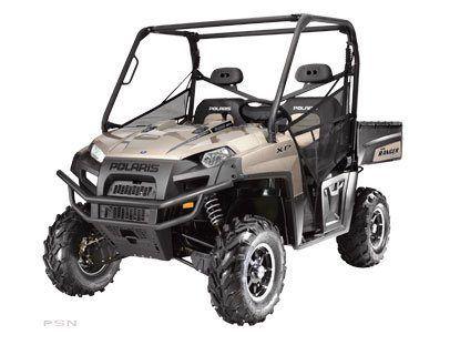 2011 Ranger XP 800 EPS