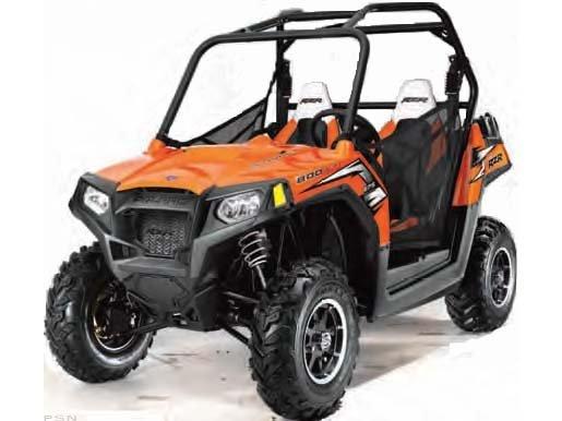 2011 Ranger RZR 800 EPS