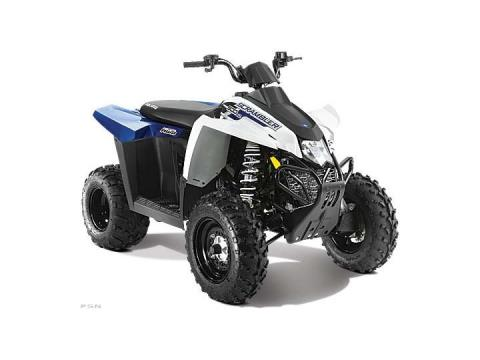 2012 Polaris Scrambler® 500 4x4 in Laurel, Maryland