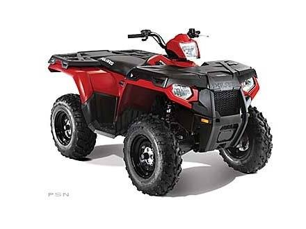 2012 Polaris Sportsman® 400 H.O. in Sterling, Illinois