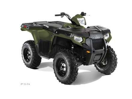 2012 Polaris Sportsman® 400 H.O. in Hermitage, Pennsylvania