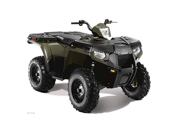 2012 Polaris Sportsman® 500 H.O. in Ottumwa, Iowa - Photo 1