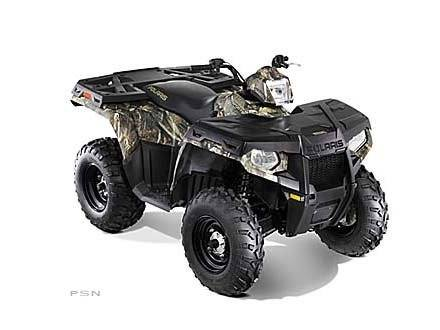 2012 Polaris Sportsman® 500 H.O. LE in Safford, Arizona