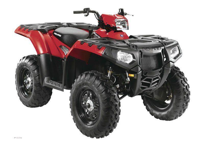 2012 Polaris Sportsman® 550 in Clyman, Wisconsin