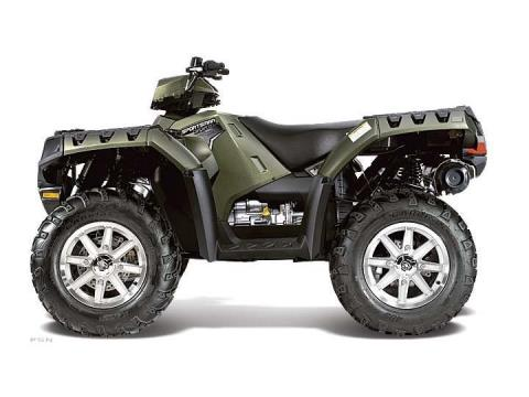 2012 Polaris Sportsman® 550 in Harrison, Arkansas