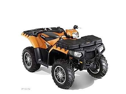 2012 Polaris Sportsman 550 EPS LE for sale 2412