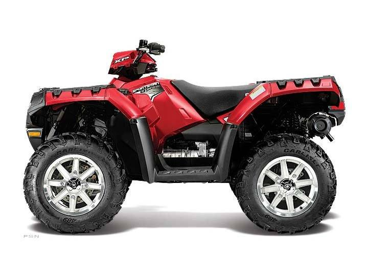 2012 Polaris Sportsman XP® 850 H.O. EPS in Claysville, Pennsylvania