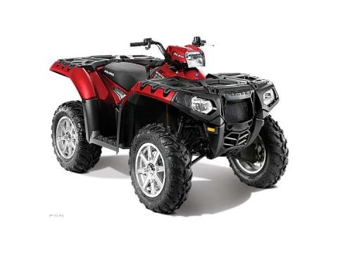 2012 Polaris Sportsman XP® 850 H.O. EPS in Scottsbluff, Nebraska
