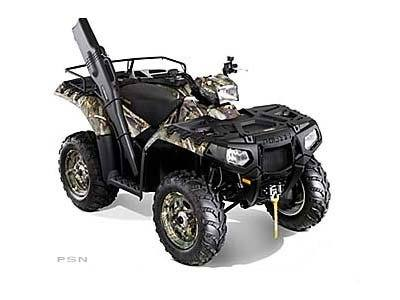 2012 Polaris Sportsman XP® 850 H.O. EPS Browning® LE in High Point, North Carolina - Photo 6
