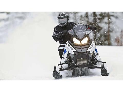 2012 Polaris 600 Rush in Appleton, Wisconsin