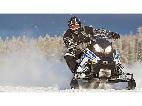 2012 Polaris 600 Rush in Janesville, Wisconsin
