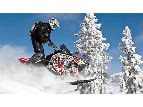 2012 Polaris 800 RMK® Assault 155 in Rapid City, South Dakota
