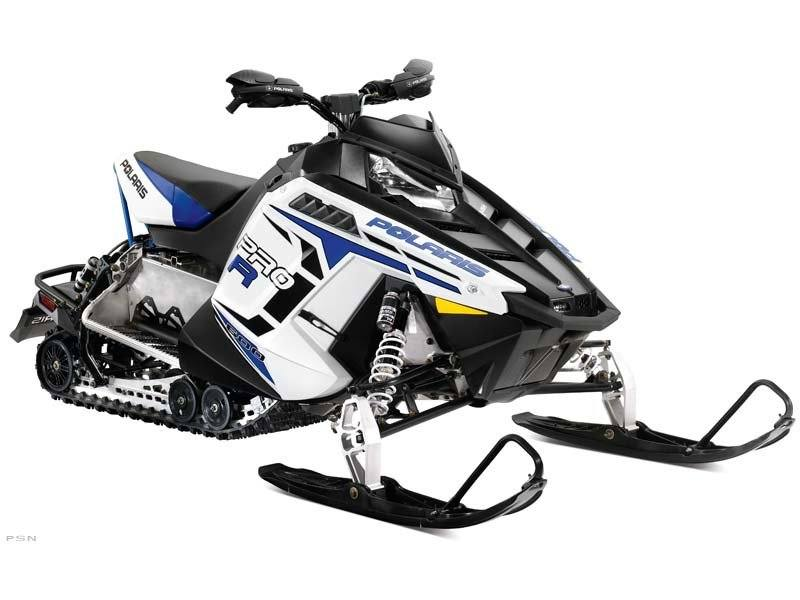 2012 Polaris 600 Rush PRO-R in Union Grove, Wisconsin
