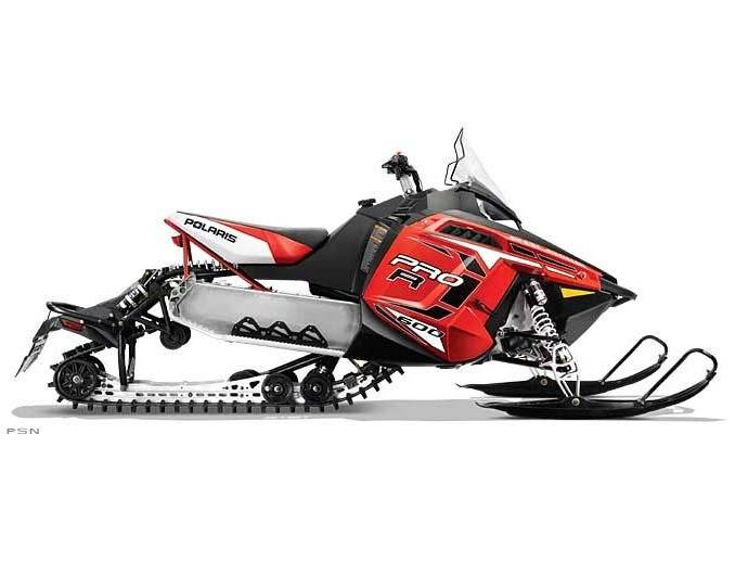 2012 Polaris 600 Switchback® PRO-R ES in Hancock, Wisconsin - Photo 1