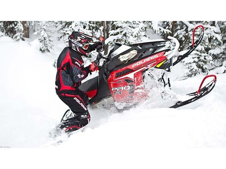 2012 Polaris 600 Switchback® PRO-R ES in Hancock, Wisconsin - Photo 3