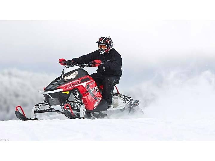 2012 Polaris 600 Switchback® PRO-R ES in Hancock, Wisconsin - Photo 4