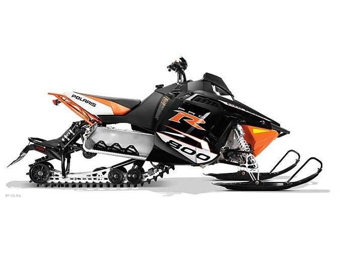2012 Polaris 800 Rush PRO-R ES SC Black LE 5