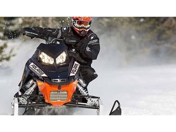 2012 Polaris 800 Rush PRO-R ES SC Black LE 9