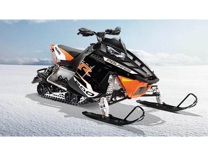 2012 Polaris 800 Rush PRO-R ES SC Black LE 6