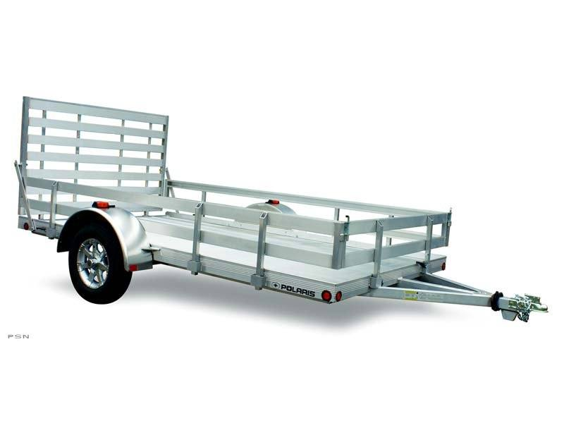 2012 Polaris Aluminum Deck 4x8E in Wytheville, Virginia