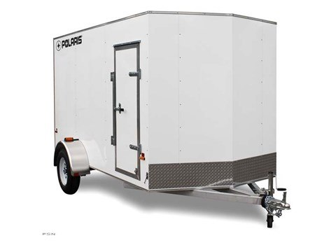 2012 Polaris Enclosed Cargo Lite 5x8 in Duncansville, Pennsylvania