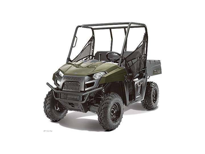 2012 Polaris Ranger 500 EFI 4