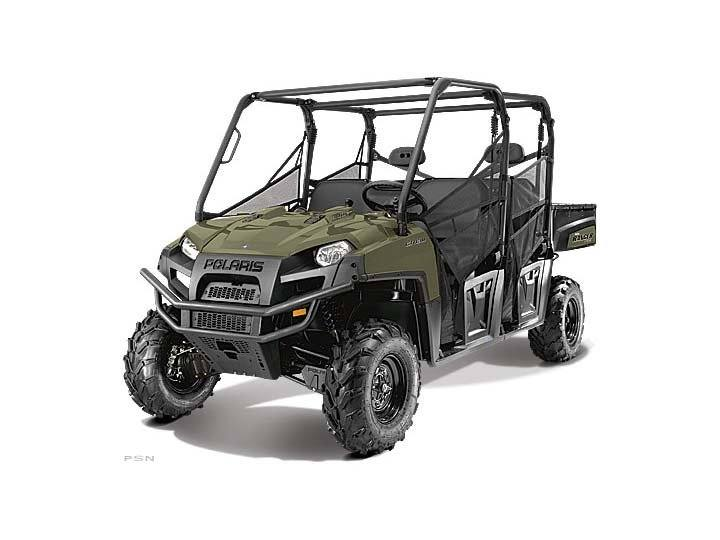 2012 Polaris Ranger Crew® 800 in Statesboro, Georgia - Photo 1