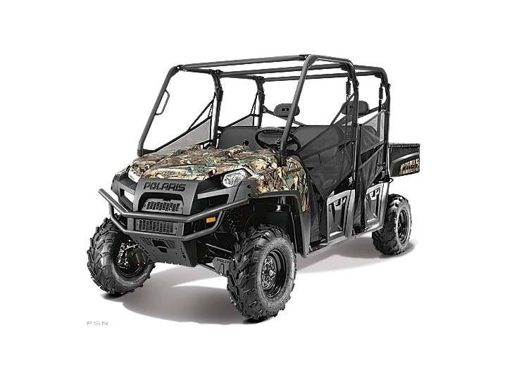 2012 Polaris Ranger Crew® 800 EPS in Lancaster, Texas - Photo 1