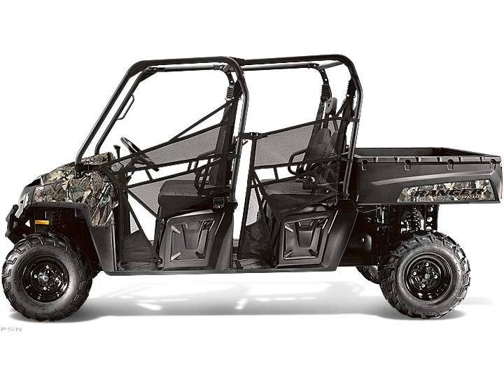 2012 Polaris Ranger Crew® 800 EPS in Lancaster, Texas - Photo 2