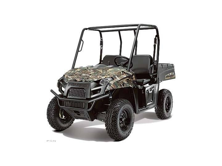 2012 Polaris Ranger® EV in Lake City, Florida - Photo 2