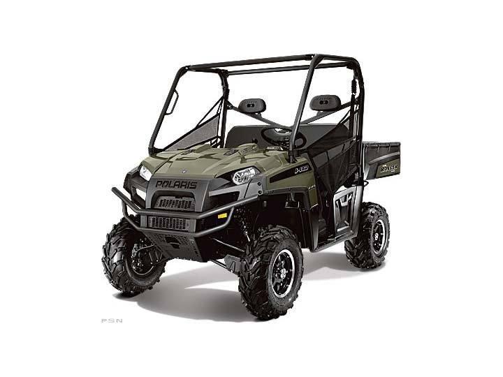 2012 Ranger HD 800