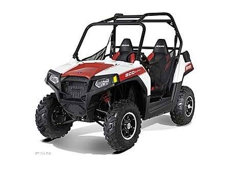 2012 Polaris Ranger RZR® 800 LE in Scottsbluff, Nebraska