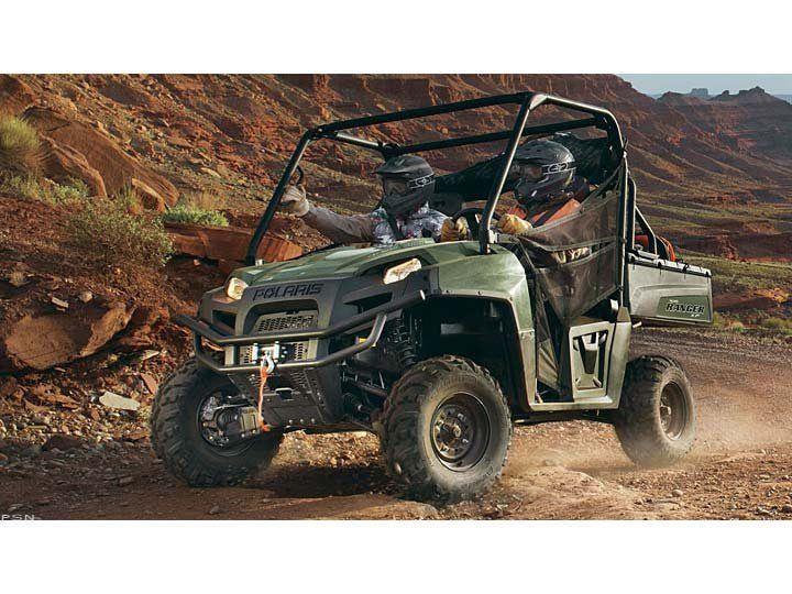 2012 Polaris Ranger XP 800 4