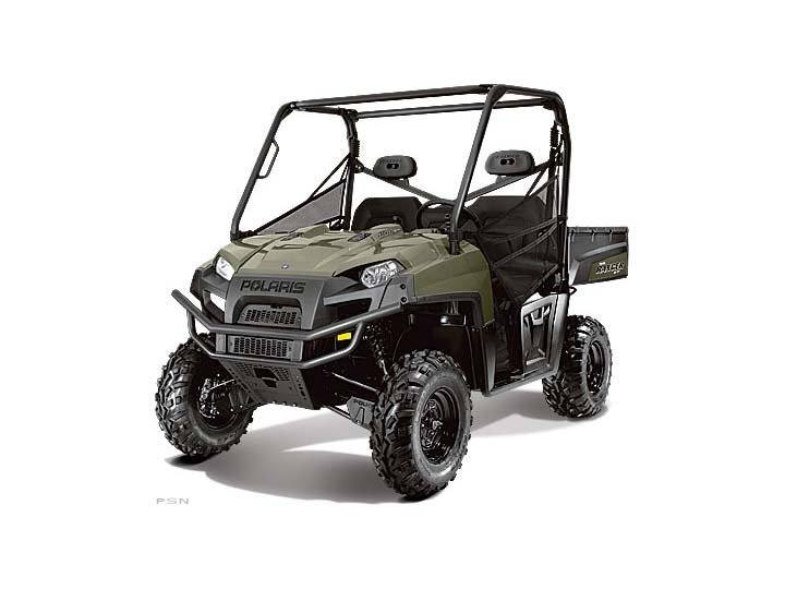 2012 Polaris Ranger XP® 800 in Rapid City, South Dakota - Photo 5