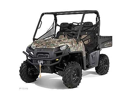 2012 Polaris Ranger XP® 800 EPS Browning® LE in Saint Clairsville, Ohio