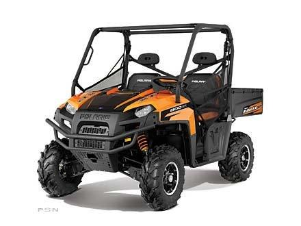 2012 Polaris Ranger XP® 800 EPS LE in Scottsbluff, Nebraska